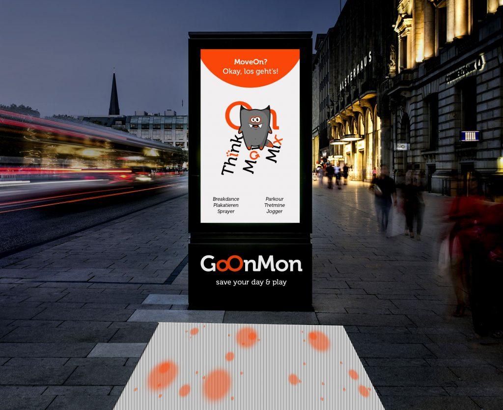 GoOnMon – SpieleBox